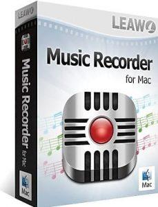 leawo music recorder mac